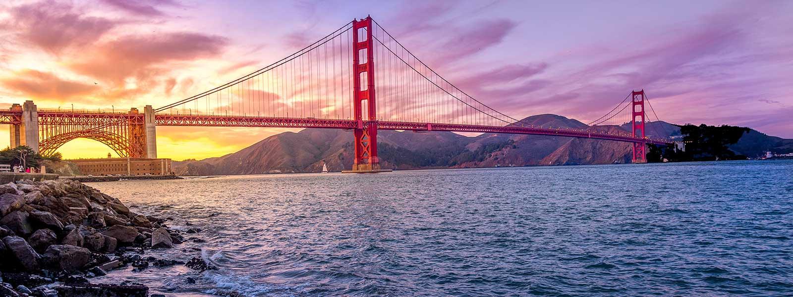 Golden Bridge San Francisco California