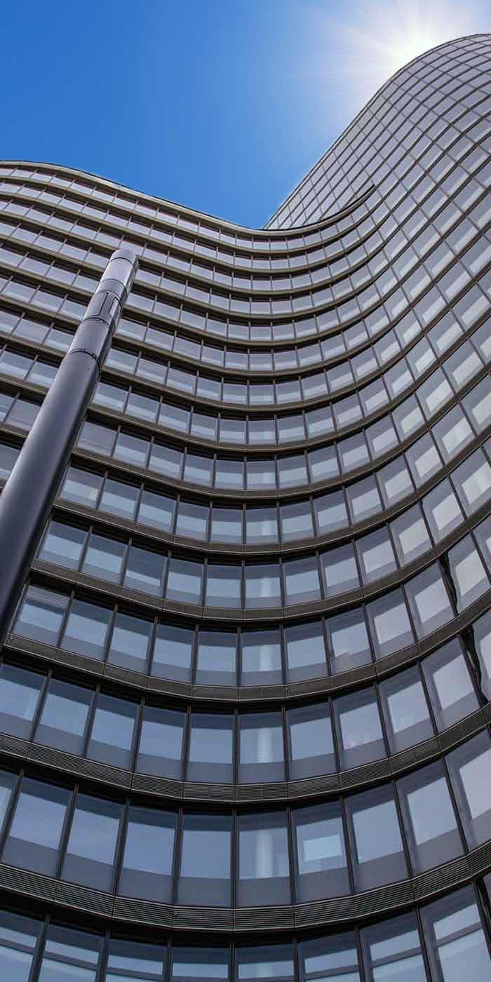 Business Litigation - Skyscraper